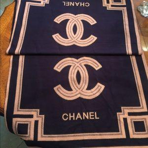 Chanel Wrap , Scarf NWB